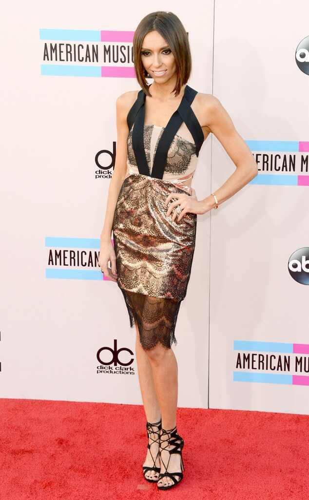 Giuliana Rancic, American Music Awards