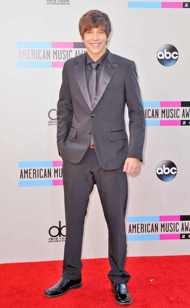Austin Mahone, 2013 American Music Awards