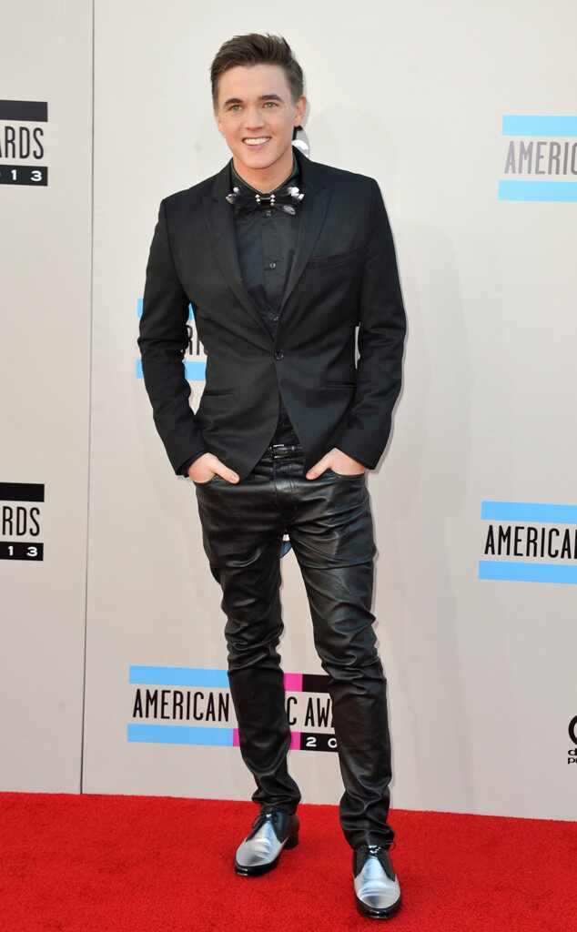 Jesse McCartney, 2013 American Music Awards