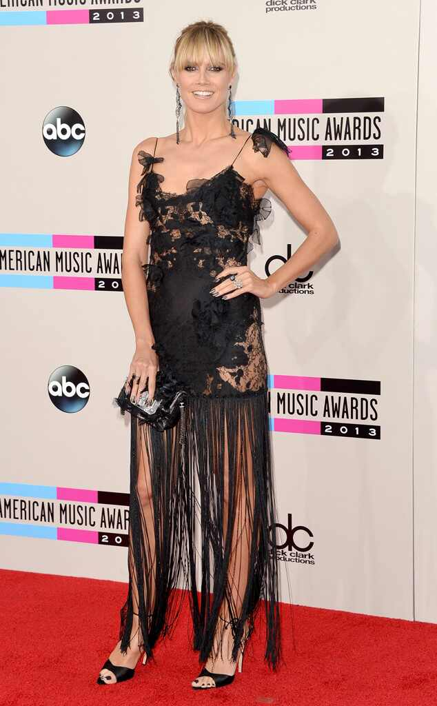 Heidi Klum, 2013 American Music Awards