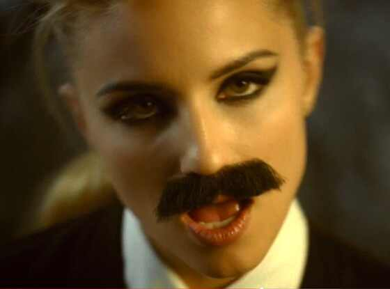 Dianna Agron, The Killers, Just Another Girl