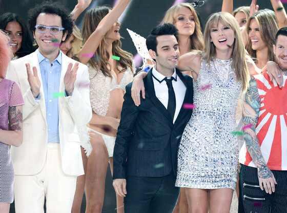 Chad Vaccarino, Ian Axel, A Great Big World, Taylor Swift