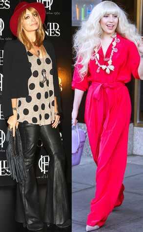 Nicole Richie, Lady Gaga