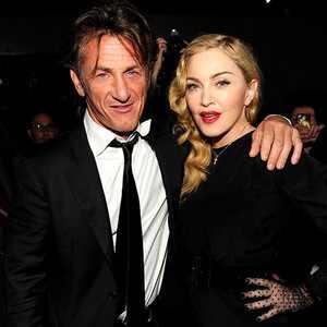 Madonna, Sean Penn, SecretProjectRevolution, Gagosian Gallery