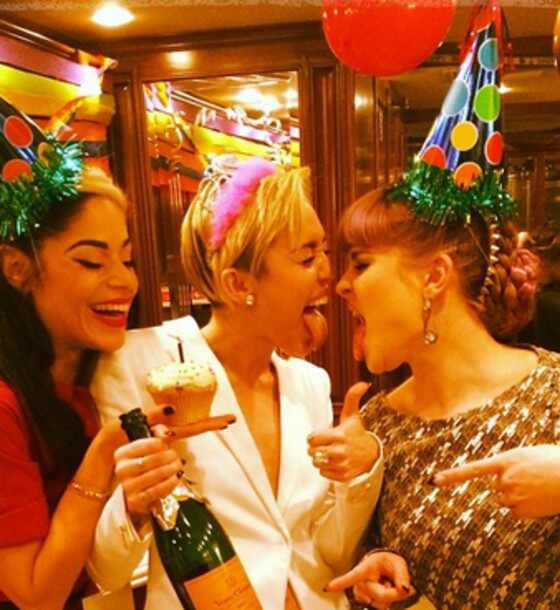 Miley Cyrus, festa Miley Cyrus