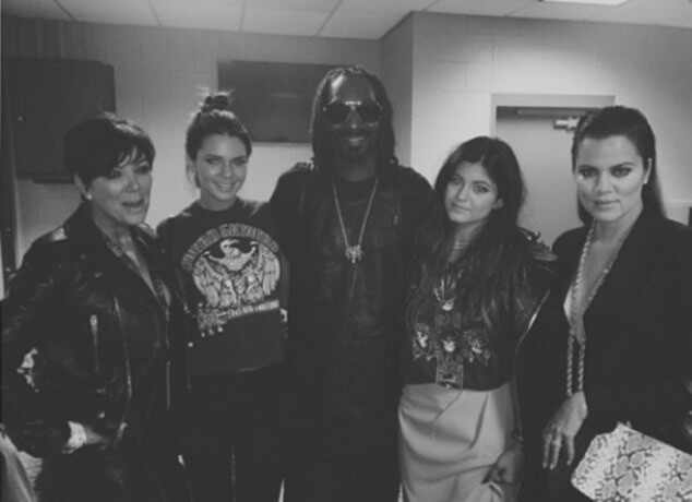 Kardashians, Nicki Minaj, Snoop Dogg