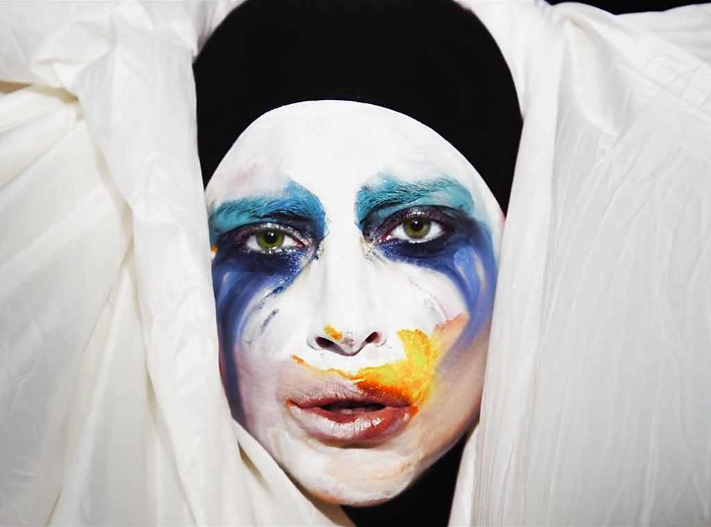 Lady Gaga, Applause Video