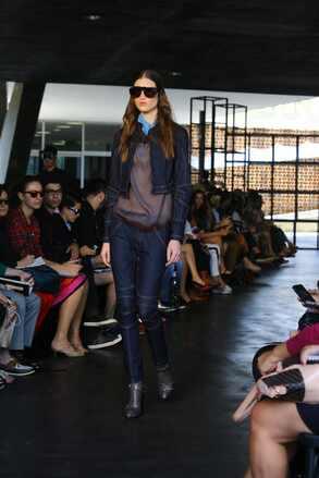 Jeans anti celulite Alexandre Herchcovitch