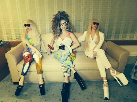 Lady Gaga, Life-Sized Dolls