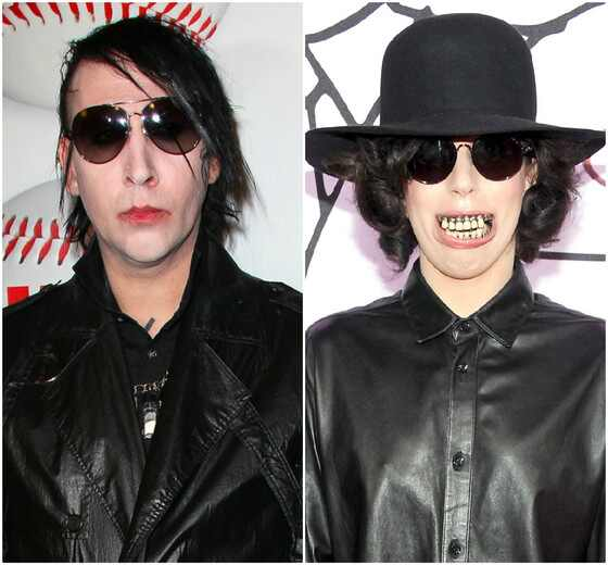 Marilyn Manson, Lady Gaga