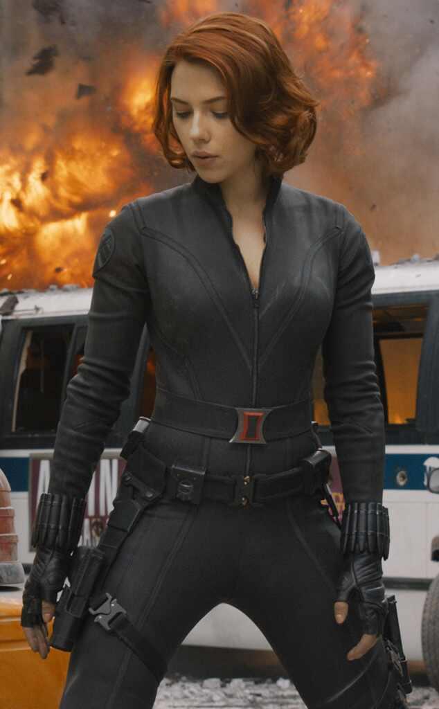 Scarlett Johansson Required Three Stunt Doubles to Hide ...
