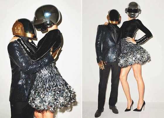Gisele Bundchen, Daft Punk
