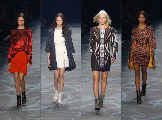 Desfile Iódice Fashion Rio inverno 2014