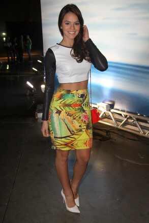 Celebridades Fashion Rio
