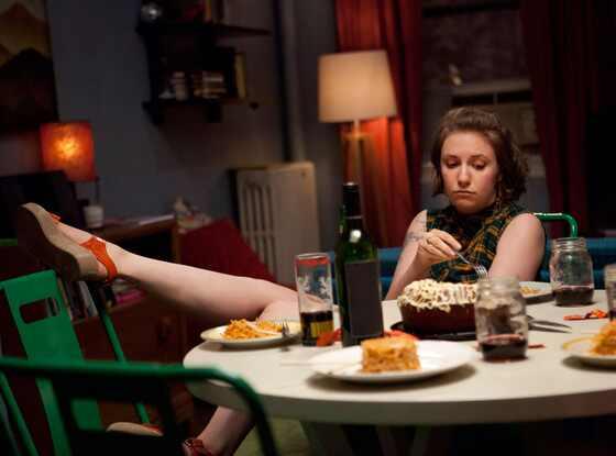 Girls, Lena Dunham