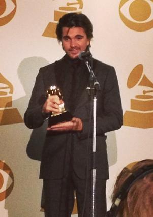 ¡Juanes cantará en español en la ceremonia de los Grammys! (+ Video)