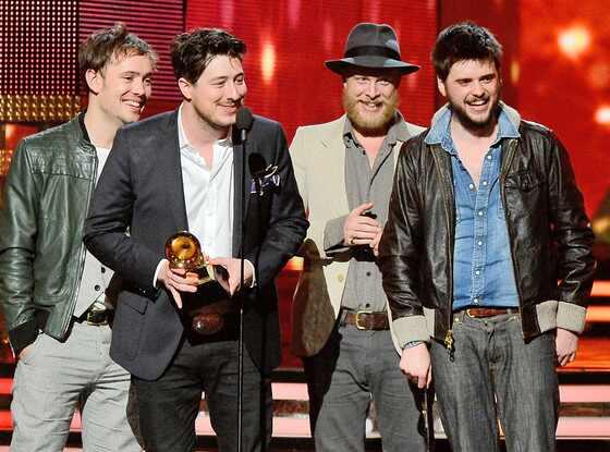 Mumford & Sons, Grammys