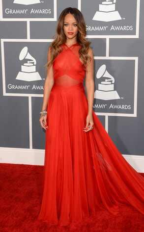 Rihanna, Grammys