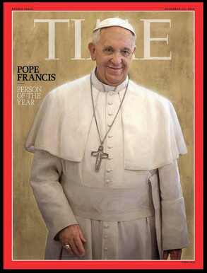Papa Francisco, Time