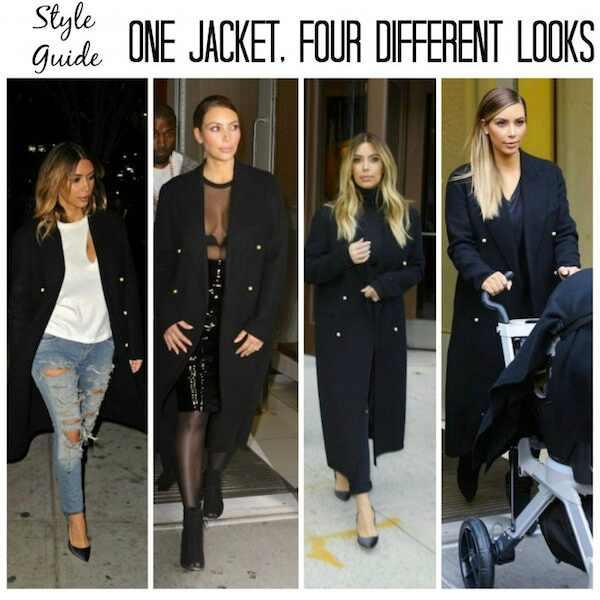 Kim Kardashian guia de estilo