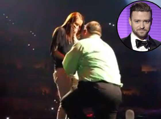 Justin Timberlake, Proposal
