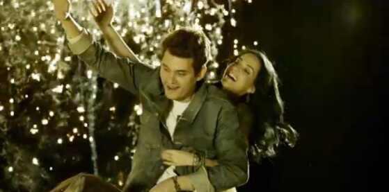 Katy Perry John Mayer clipe Who You Love