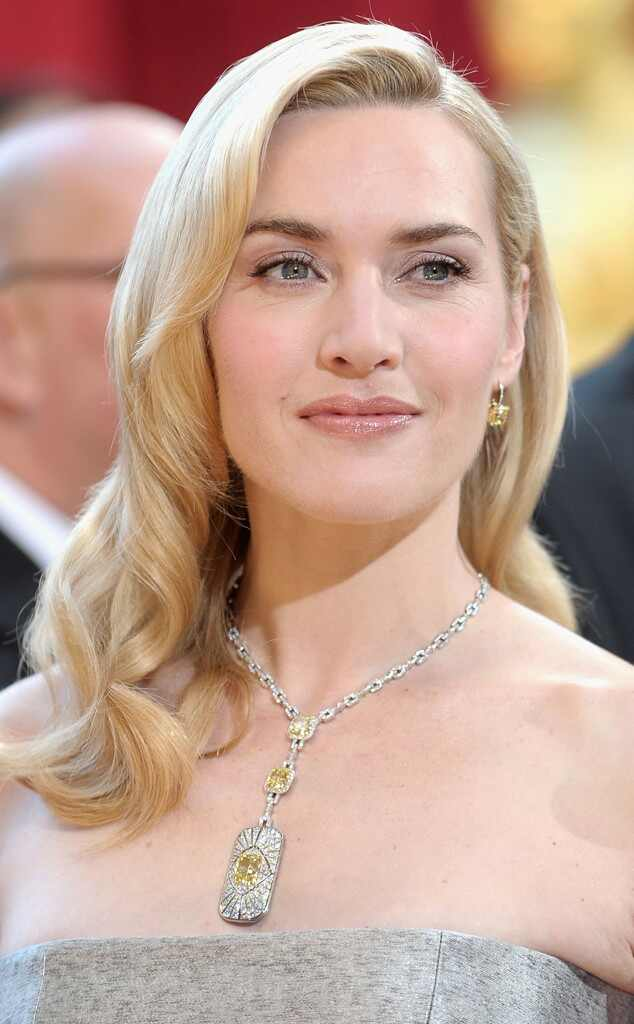 Award Show Bling, Kate Winslet
