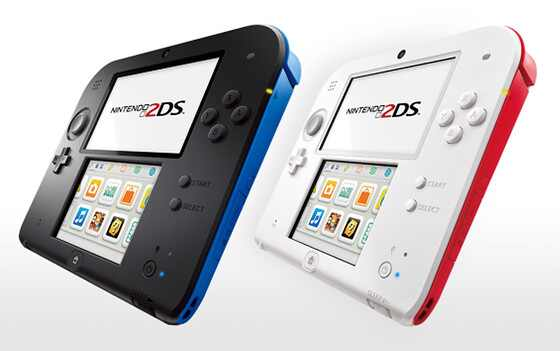 Nintendo 2DS, Editor Obsessions