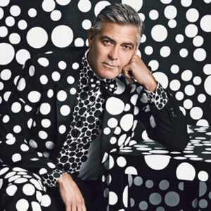 George Clooney, W Magazine