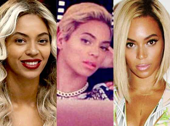 Beyonce Knowles, Hair