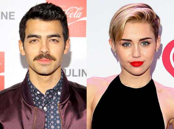 Miley Cyrus, Joe Jonas