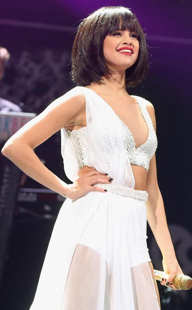 Selena Gomez, Wig