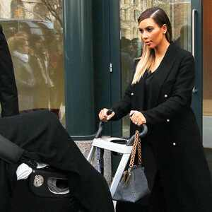 Kim Kardashian, North