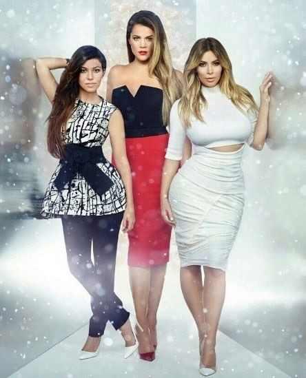 Kim Kardashian Khloé Kardashian Kourtney Kardashain Natal