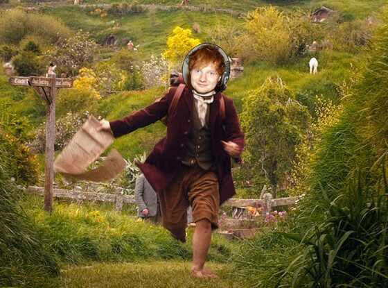 The Hobbit, Ed Sheeran