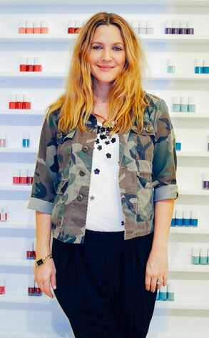 Drew Barrymore, FLOWER Nail?d It! Nail Lacquer