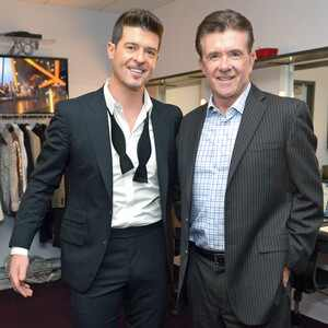 Robin Thicke, Alan Thicke, The GRAMMY Nominations Concert Live!! Countdown