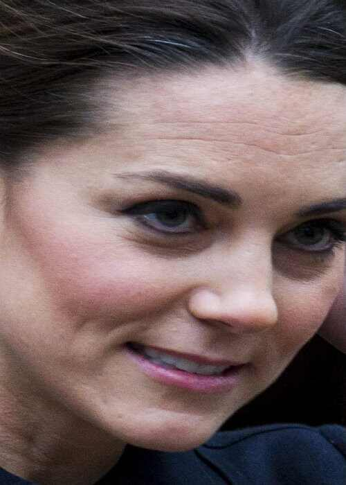 Kate Middleton close up