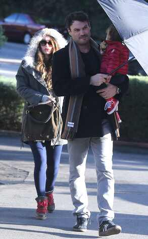 Megan Fox, Brian Austin Green, Noah