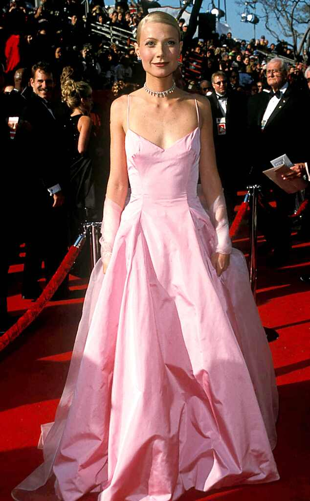 Gwyneth Paltrow, Oscars, Dresses, 1999