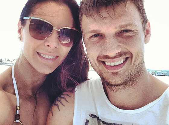 Nick Carter, Instagram