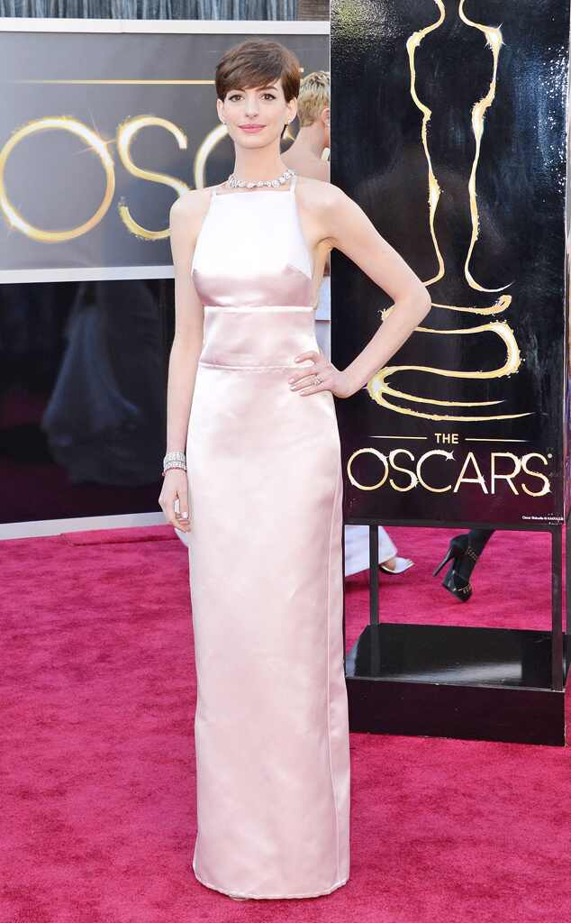 Prada - Oscars 2013