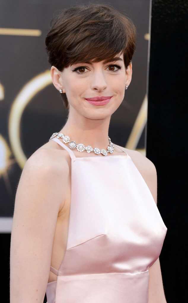 Anne Hathaway manda mensagem aos haters 5 anos após ganhar Oscar