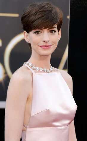 Anne Hathaway, Oscars 2013