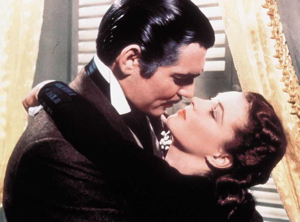 Gone with the Wind, Clarke Gable, Vivien Leigh