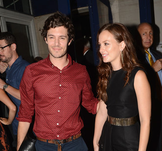 Adam Brody, Leighton Meester, The Oranges