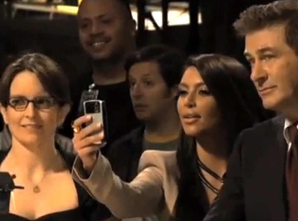 Kardashian-Jenner TV cameos, 30 Rock, Tina Fey, Kim Kardashian, Alec Baldwin