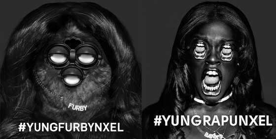 Furby, Azealia Banks