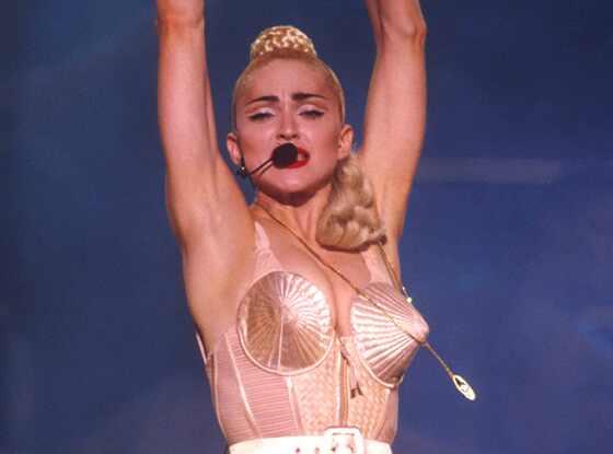 Madonna, Blond Ambition