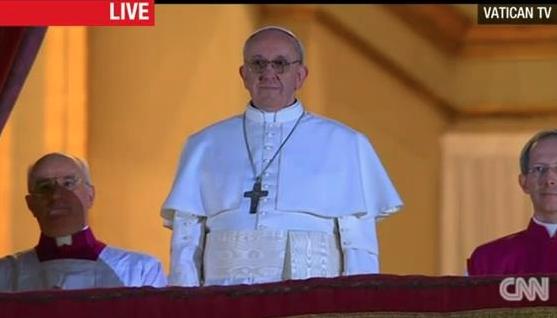 Papa, Papa Francisco